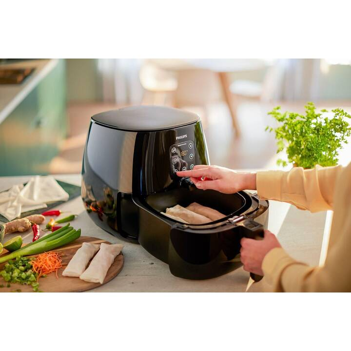 PHILIPS Essential Airfryer XL HD9260/91 Friteuse à air chaud (7 l)