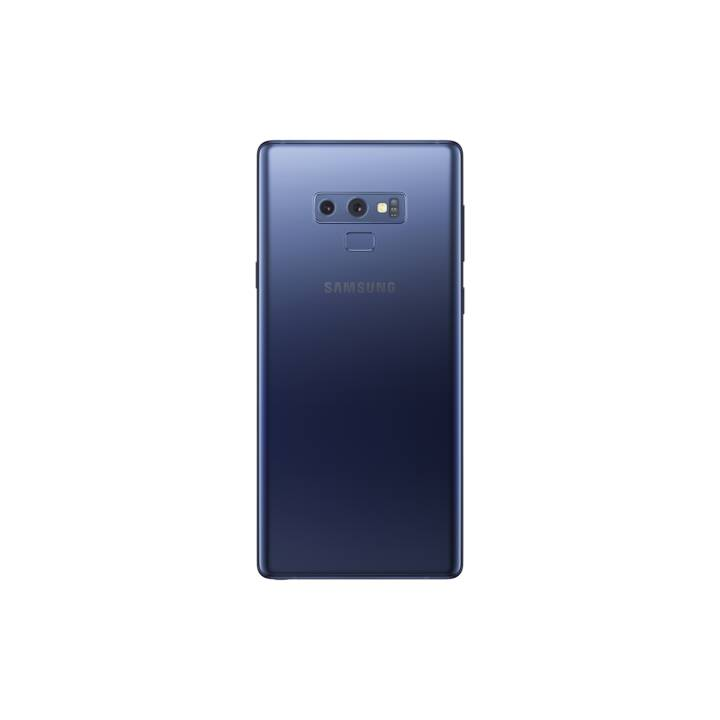 "SAMSUNG Galaxy Note9 (6.4"", 128 GB, 12 MP, Bleu d'Océan)"