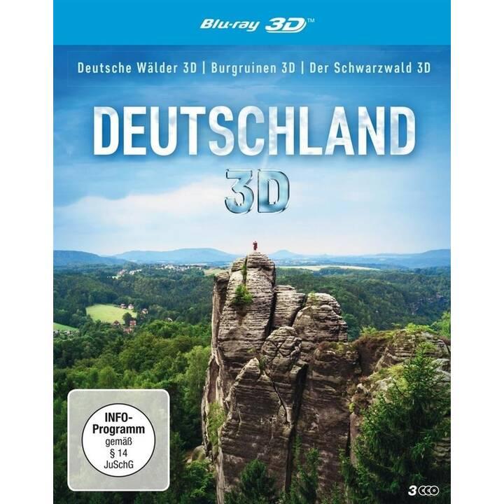 Deutschland - Deutsche Wälder / Burgruinen / Der Schwarzwald (DE)