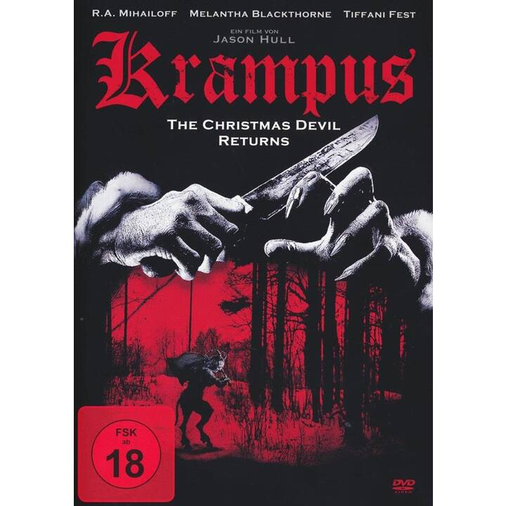 Krampus - The Christmas Devil Returns (DE, EN)