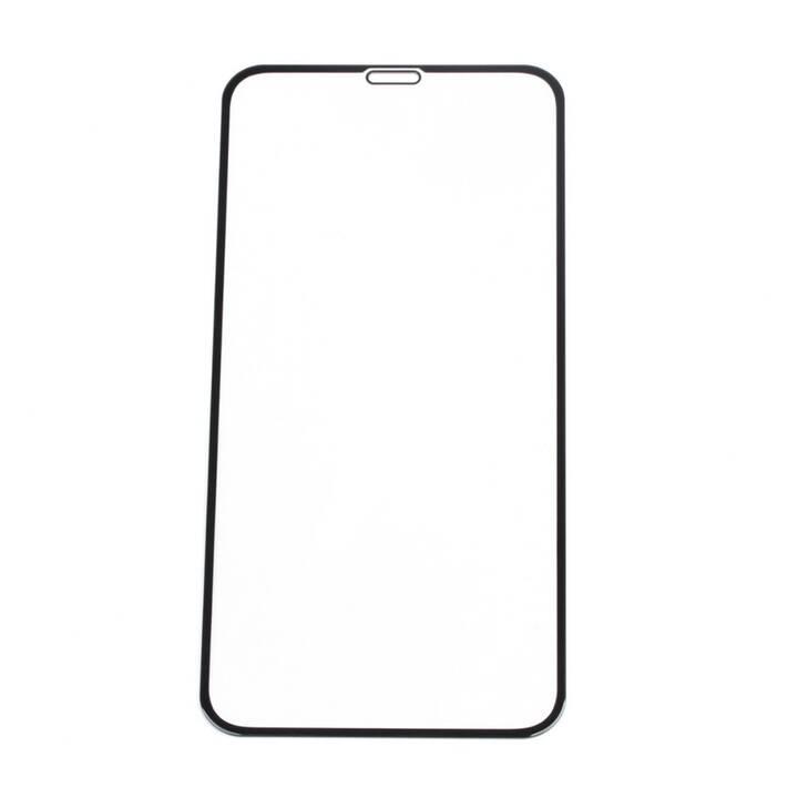 """EG Mornrise Schutzfolie für Apple iPhone X XS 5.8"""" - Schwarz 1St"""