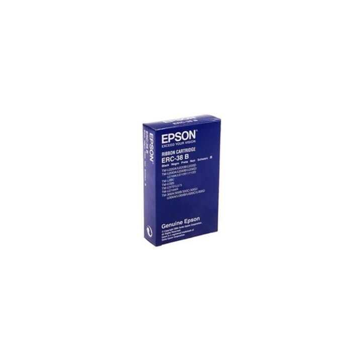 EPSON Farbband ERC 38B, Black