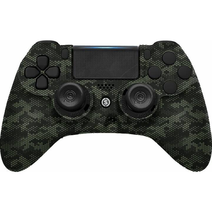 SCUF GAMING Impact - Hex Camo Green Gamepad (Verde, Camuffamento)