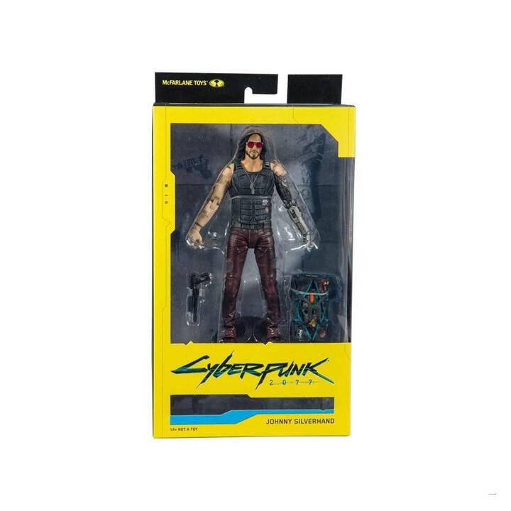 MCFARLANE TOYS STORE Cyberpunk 2077 Johnny Silverhand