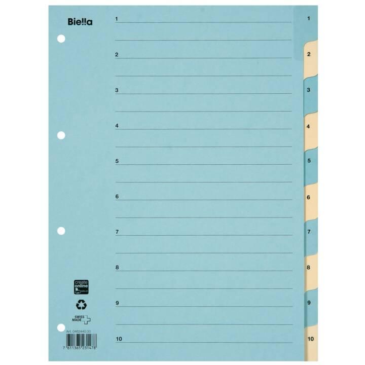 BIELLA Register A4 1 - 10 Karton