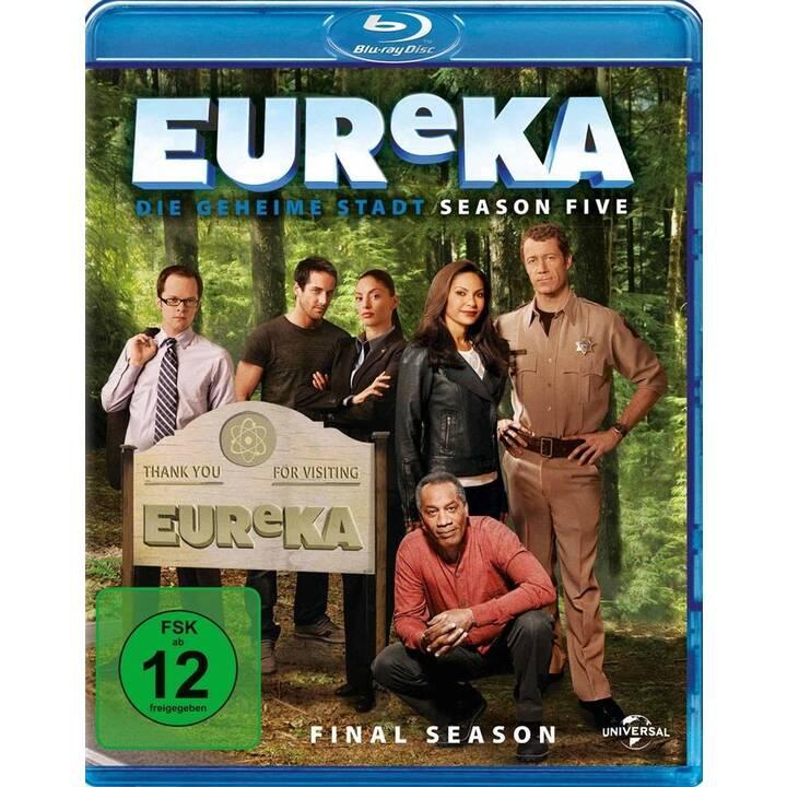 Eureka - Finale Staffel (DE, EN, FR)