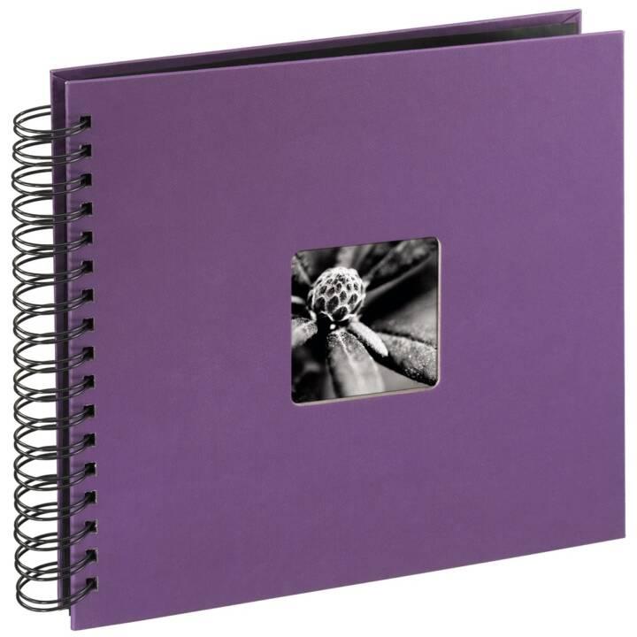 "HAMA ""Fine Art"" album spirale, violet"