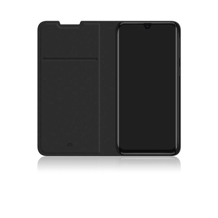 BLACK ROCK Flipcover Flex Carbon (Galaxy A20e, Noir)