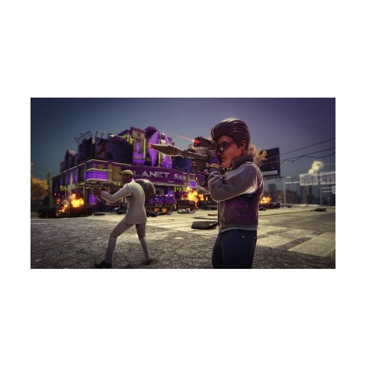 Saints Row The Third Remastered (FR, EN)