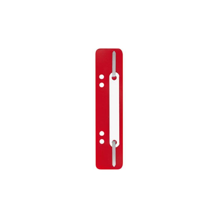 Striscia di limatura BÜROLINE rossa 25 pezzi
