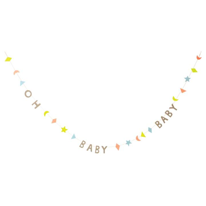 MERI MERI Ghirlanda Oh Baby Baby (1 pezzo)