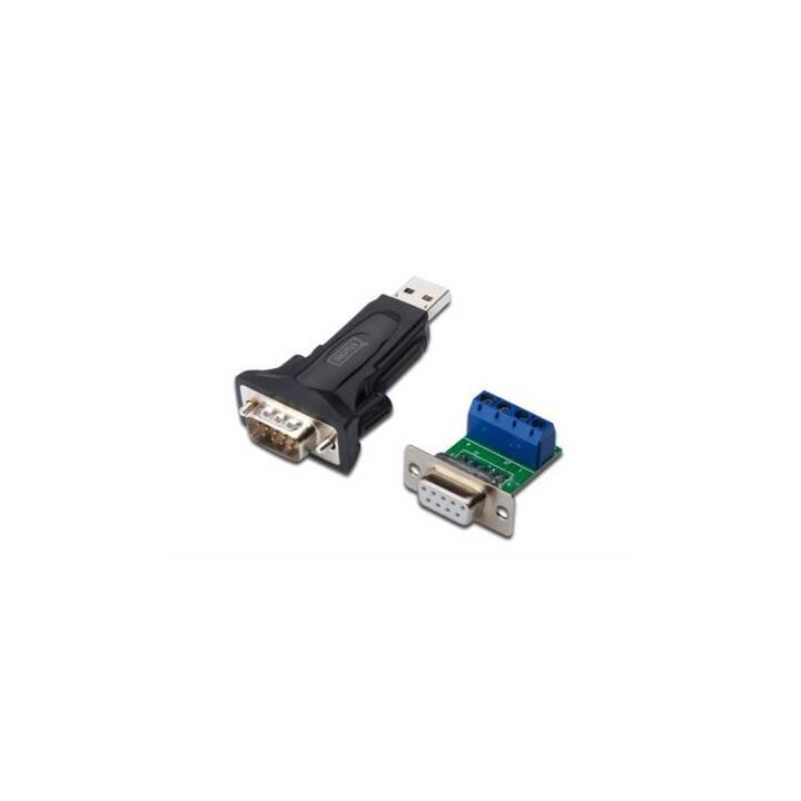 Digitus USB 2.0 auf Seriell Adapterkabel