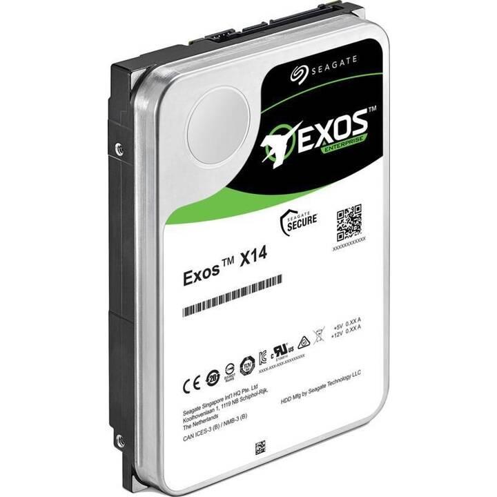 SEAGATE Exos X14 ST10000NM0528 (SAS, 10 TB)