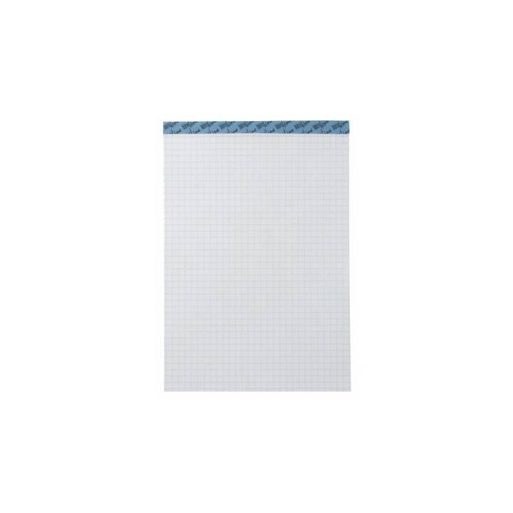 BÜROLINE A5 5 mm controllato bianco