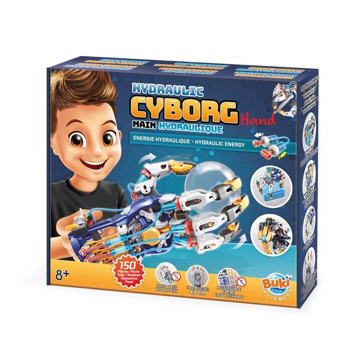 BUKI Hydraulic Cyborg Hand  Scatola di sperimentazione (Robot)