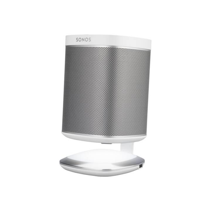 FLEXSON Desk Stand Sonos Play:1 (Blanc)