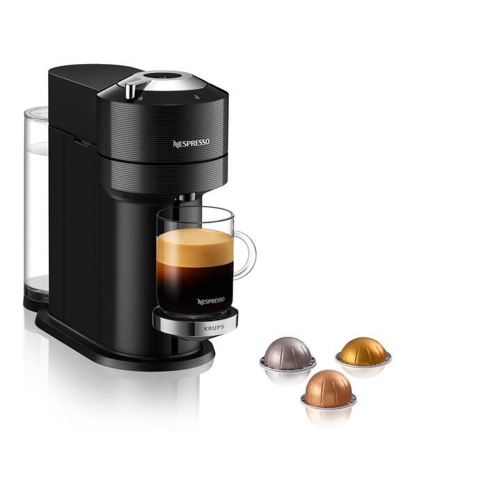 KRUPS Vertuo Next Premium XN9108 (Nespresso, Schwarz)