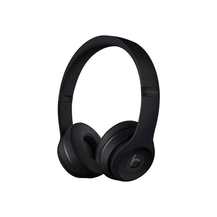 BEATS Solo³ (On-Ear, Bluetooth 4.0, Schwarz)