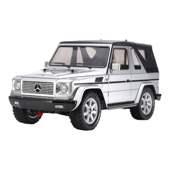 TAMIYA Mercedes-Benz G320 Cabrio (Moteur à balais, NiMH, 1:10)