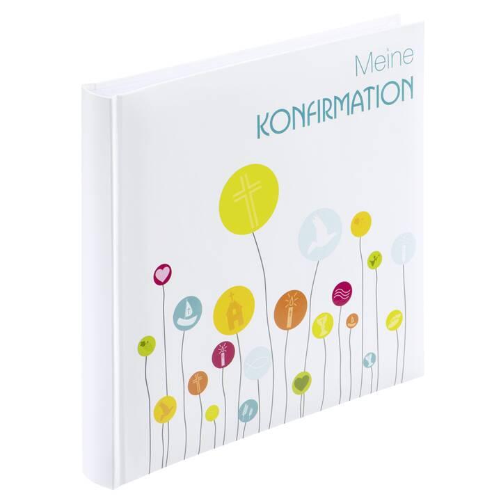 HAMA Konfirmation Album fotografico (Multicolore, 25 cm x 25 cm)