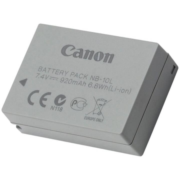 CANON NB-10L Digitalkamera Li-Ion Akku, 920 mAh