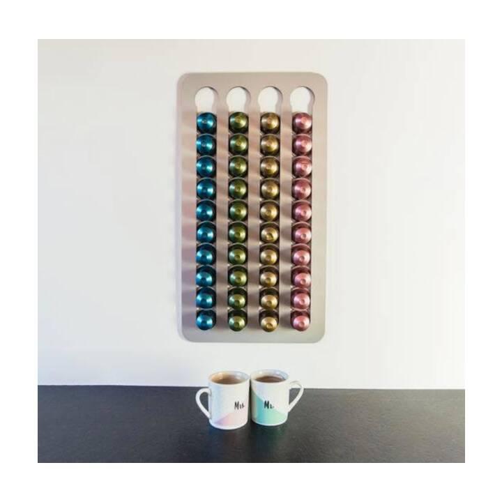 PODY Distributeurs de dosettes de café Nespresso