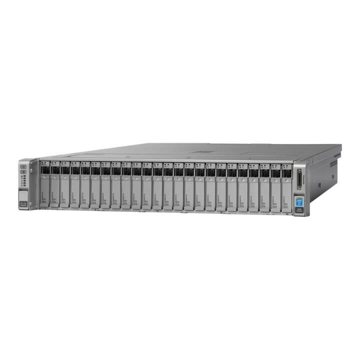 CISCO UCS SmartPlay Select C240 M4SX High Core 1 (Intel Xeon, 2 GHz)