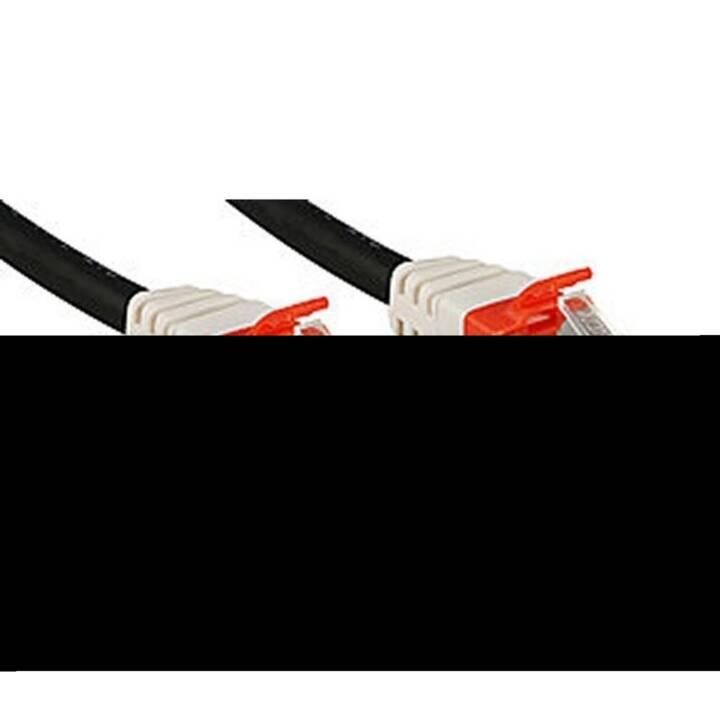 Câble Patch LINDY Premium - 3 m - Noir