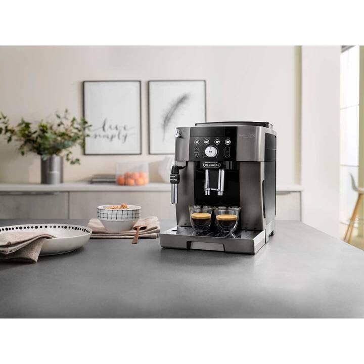 DELONGHI Magnifica S Smart ECAM 250.33.TB (Titan Grey, 1.8 l, Kaffeevollautomat)