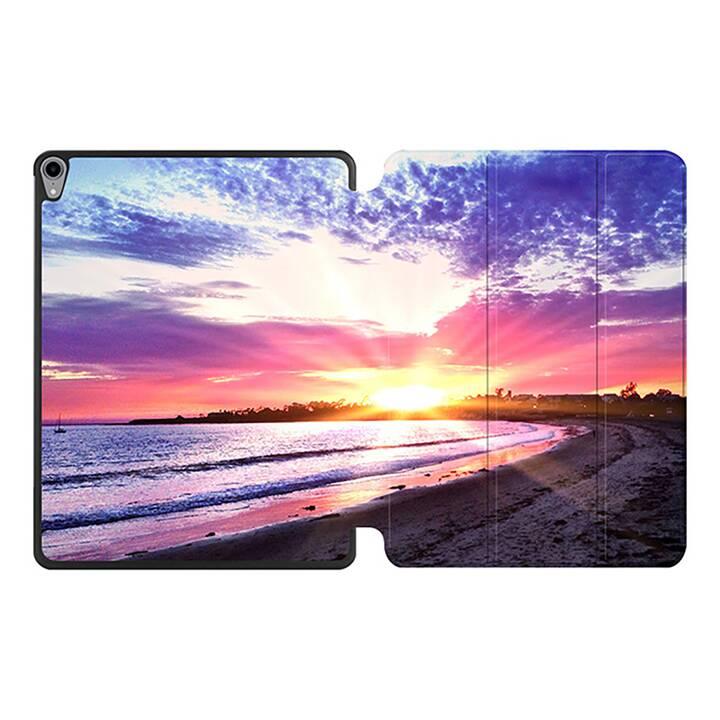 "EG MTT Coque pour iPad Pro 12.9"" 2018 - Paysage marin"