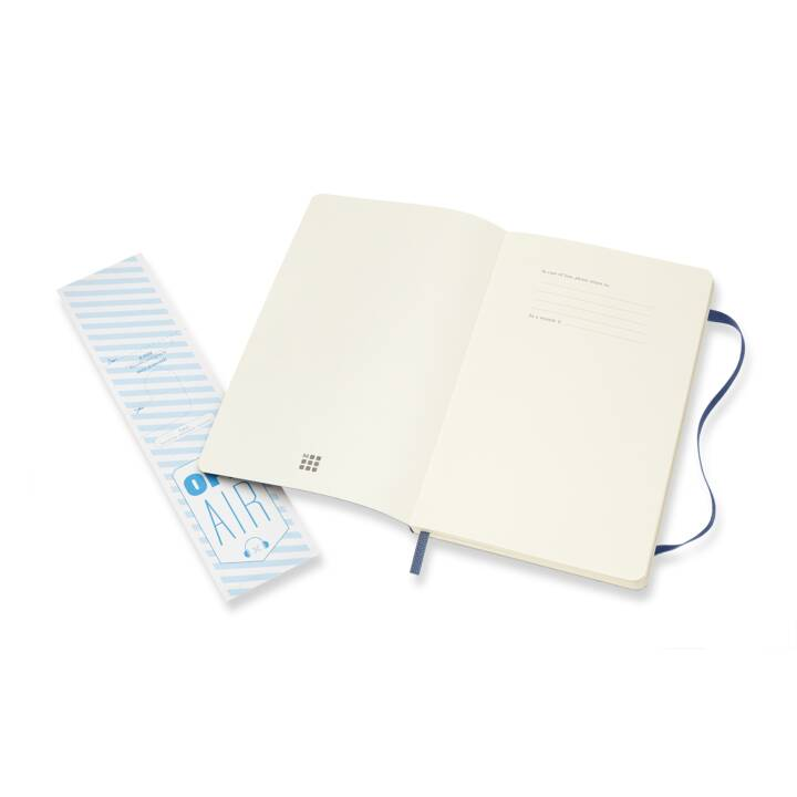 MOLESKINE Copertina morbida per notebook, zaffiro