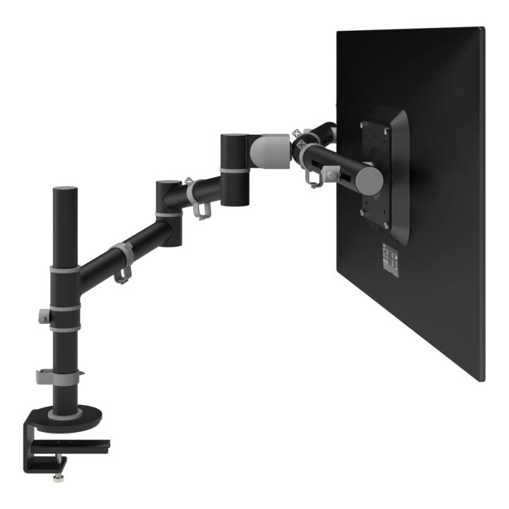 DATAFLEX Monitorarm Viewgo (Schwarz, 3.7 kg)