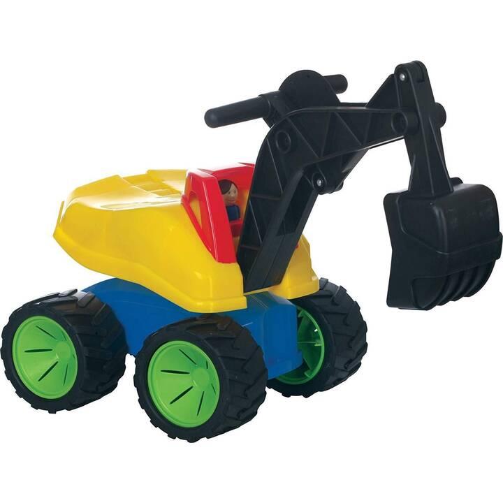 GOWI tracteur tracteur jouet d'équitation