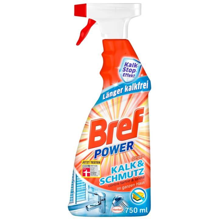 BREF POWER Kalk & Schmutz Entkalkungsmittel (750 ml)