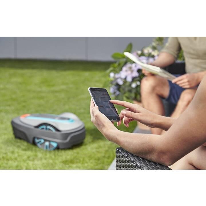 GARDENA Mähroboter smart Sileno City 500 m² Set