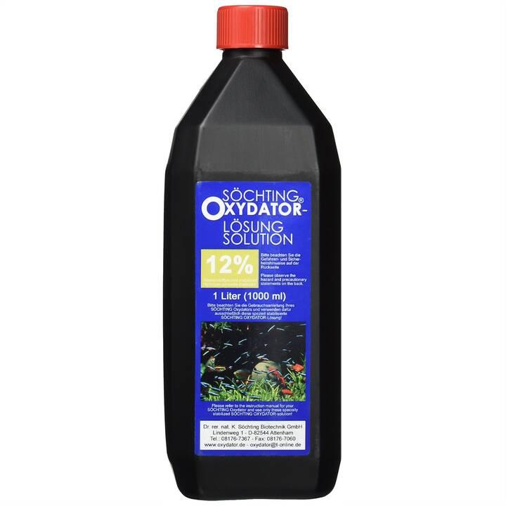SÖCHTING Traitement d'eau du robinet Oxydator Peroxyd 12% (1 l)