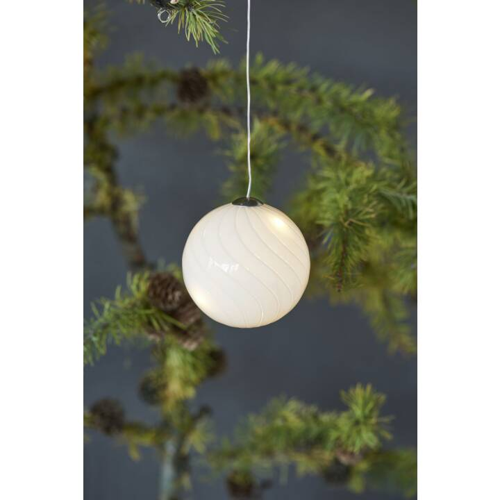 SIRIUS LED Weihnachtskugel Heaven 7.5cm