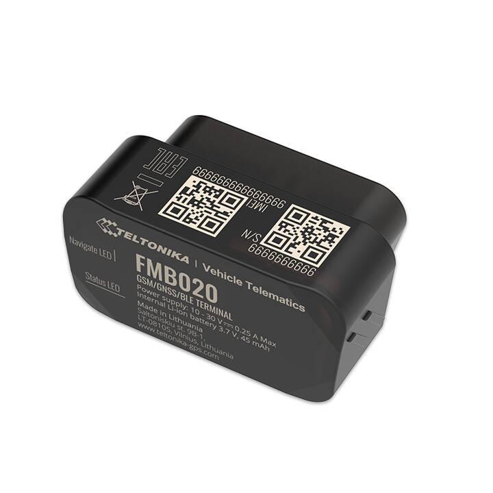 TELTONIKA Monitoraggio vettura FMB020