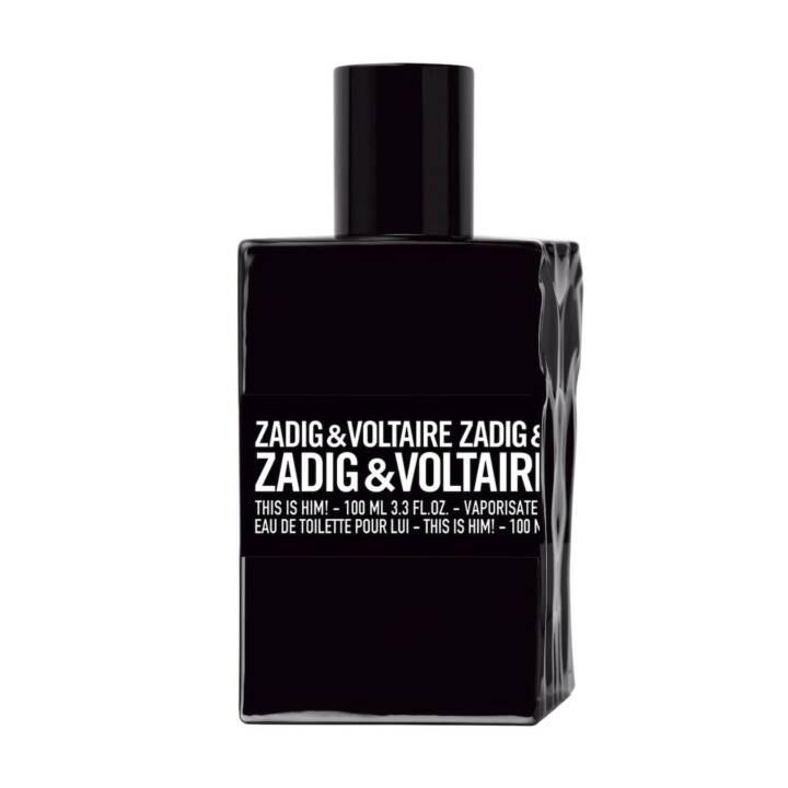 ZADIG & VOLTAIRE This is him (100 ml, Eau de Toilette)