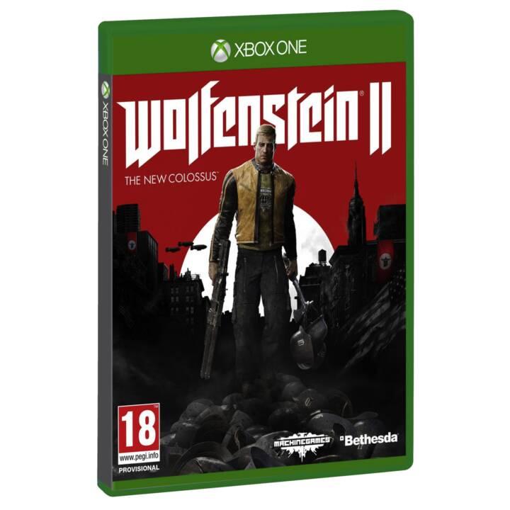 Wolfenstein II: il nuovo colosso