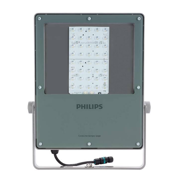 PHILIPS BVP130 LED80/740 A Projecteur extérieur (LED incorporé, 60 W, Gris)
