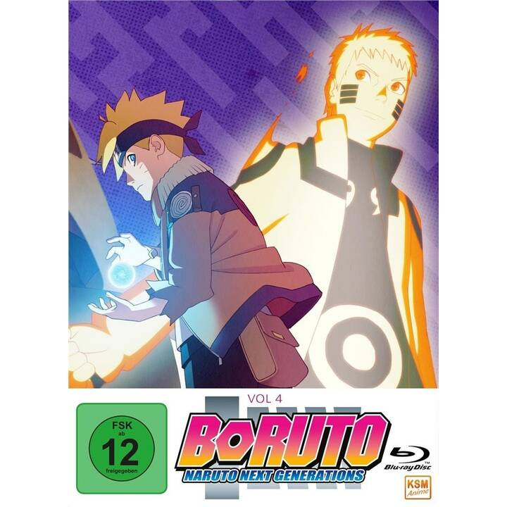 Boruto: Naruto Next Generations - Vol. 4 (DE, JA)
