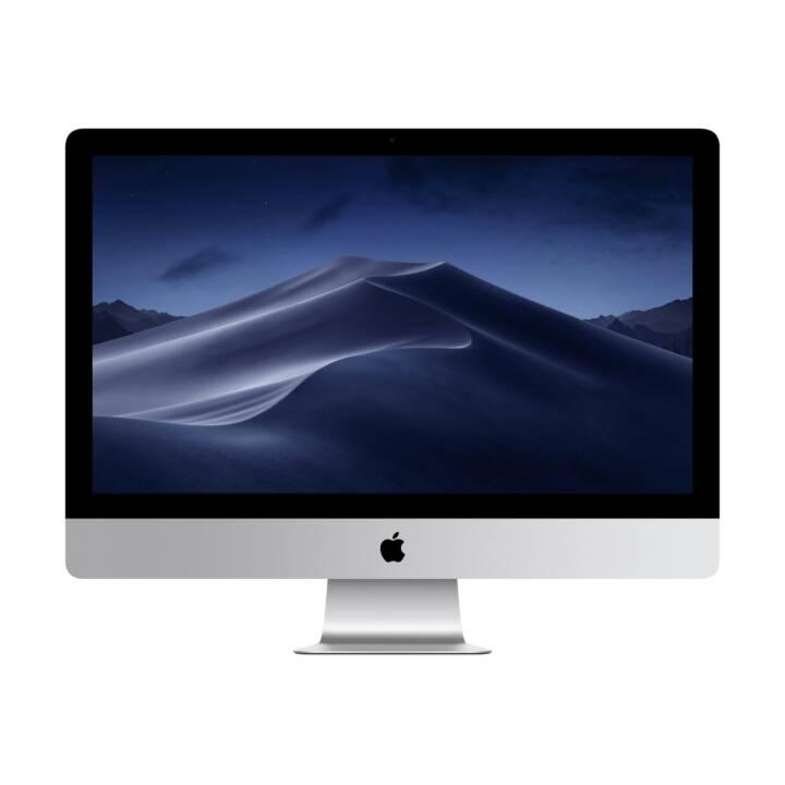 APPLE iMac Retina 5K (2019) (Intel Core i5, 64 GB, 256 GB SSD, Argent)