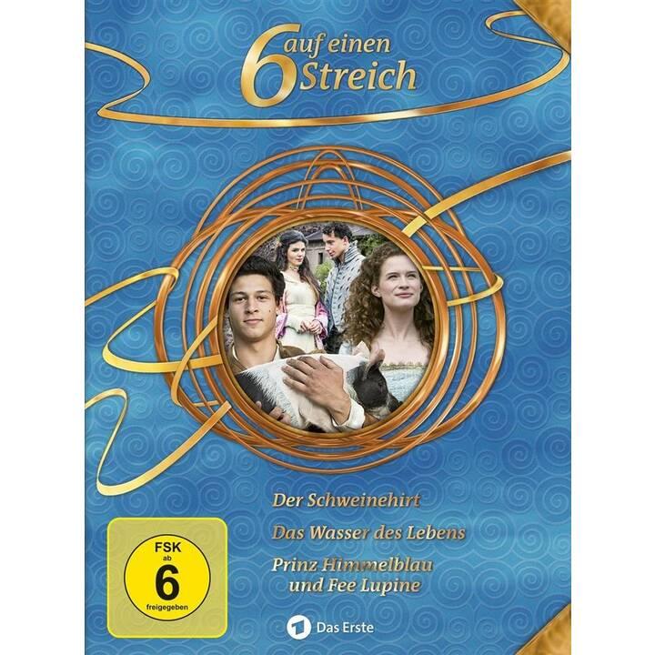 6 auf einen Streich - Märchenbox 15 (DE)