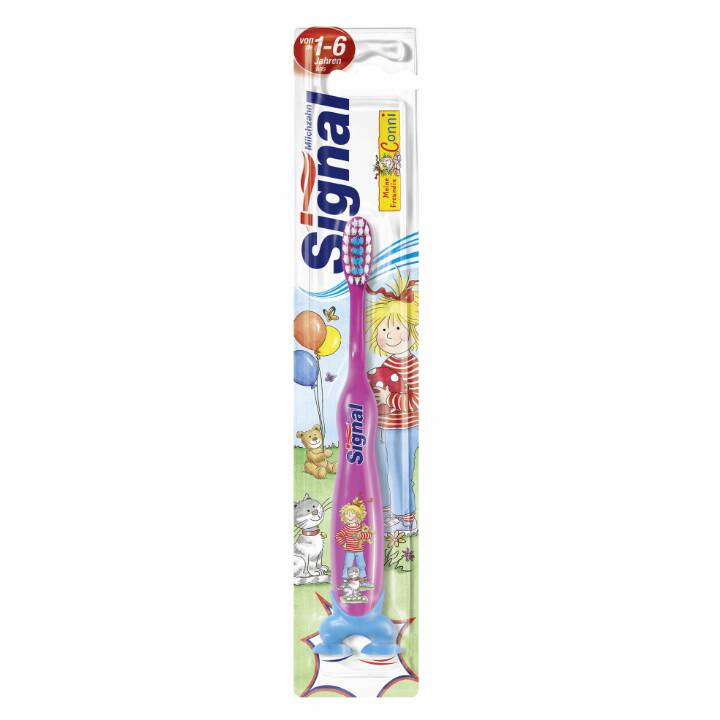 SIGNAL Toothbrush Kids with suction cup