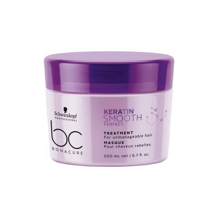 SCHWARZKOPF BC Bonacure Keratin Smooth Perfect Treatment Maschera (200 ml)