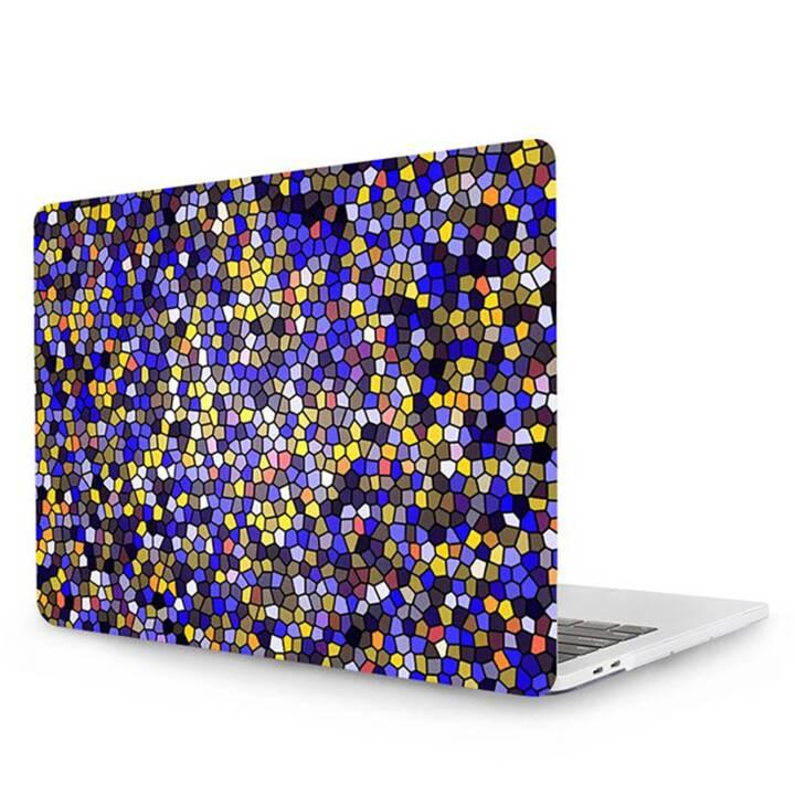 """EG MTT Cover pour MacBook Pro 15"""" Touch Bar - Vitrail"""