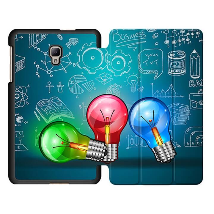 "EG MTT Tablet Bag con Smart Foldable Cover per Samsung Galaxy Tab A 8 ""Tablet - Lampadina"