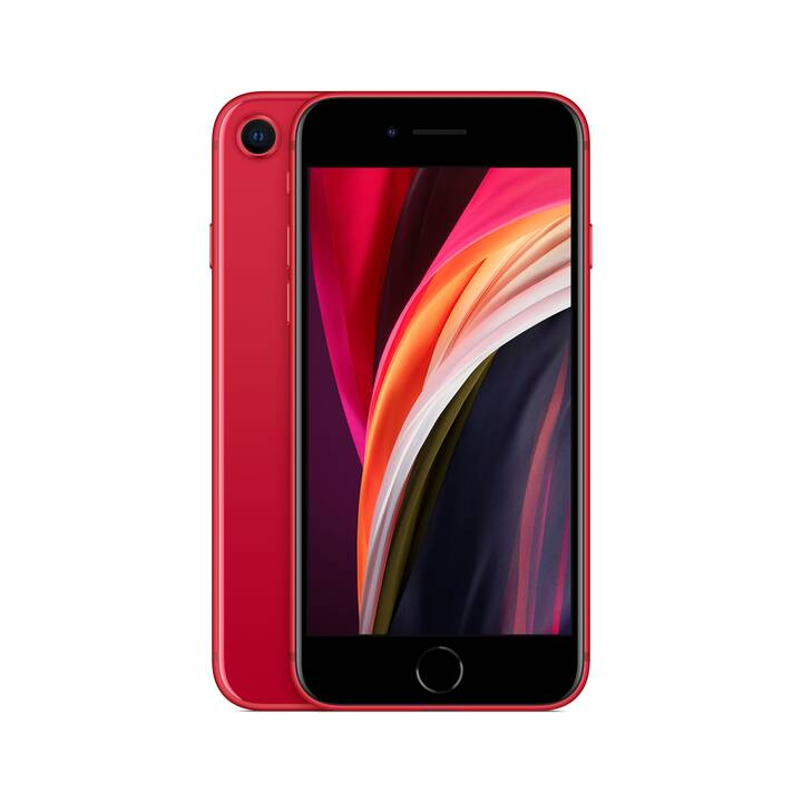 "APPLE iPhone SE (4.7"", 256 GB, 12 MP, (PRODUCT)RED)"