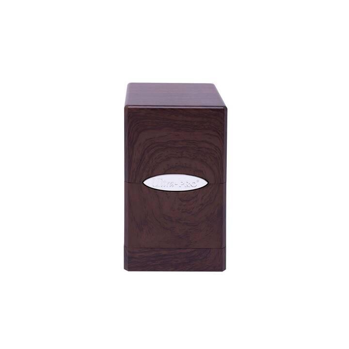 ULTRA PRO Satin Tower Support pour cartes (Brun, 1 pièce)